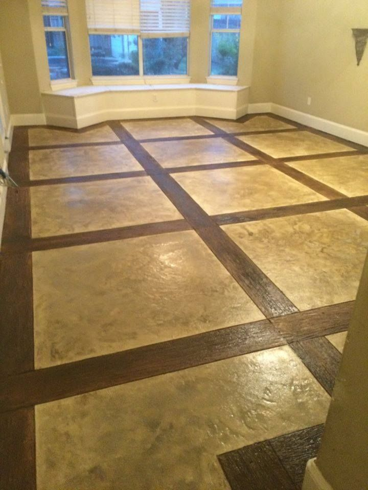 Awesome Basement Floor Coverings On Cement