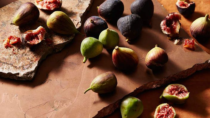 The seasonal cook: figs : SBS Food