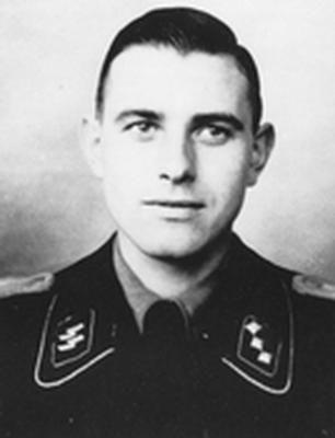 No 2 highest scoring Tiger ace SS Captain Martin Schroif 161 tanks destroyed Served with SS Schwere panzer Abteilung 102. Only Kurt Knispel scored higher.