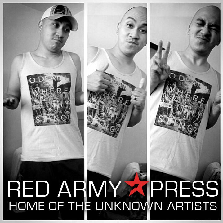 RED ARMY PRESS UNITED