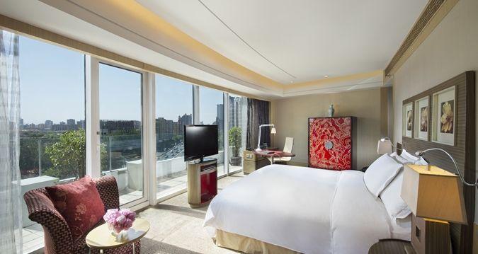 Hilton Beijing hotel - Executive Junior Suite