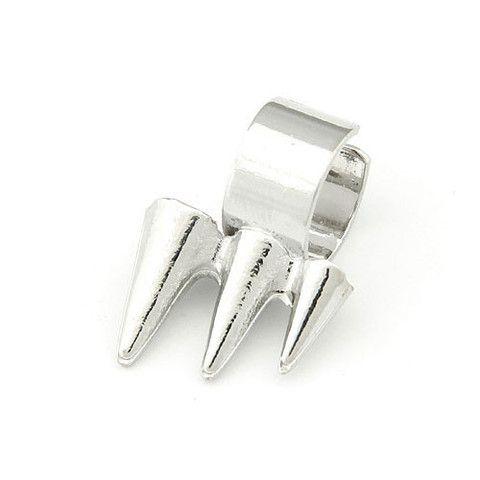 """""""Indiana"""" Triple Spike Ear Cuff $5 http://www.milkymoon.com.au/products/indiana-triple-spike-ear-cuff"""