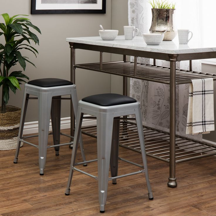 The 25 Best Metal Counter Stools Ideas On Pinterest