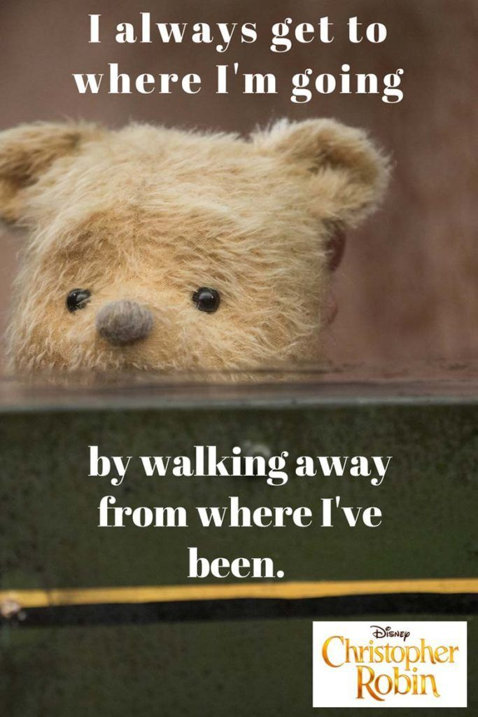 Winnie the Pooh Quotes and Christopher Robin Review