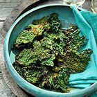Chips van savooiekool - recept - Puur eten 2 Pascale Naessens
