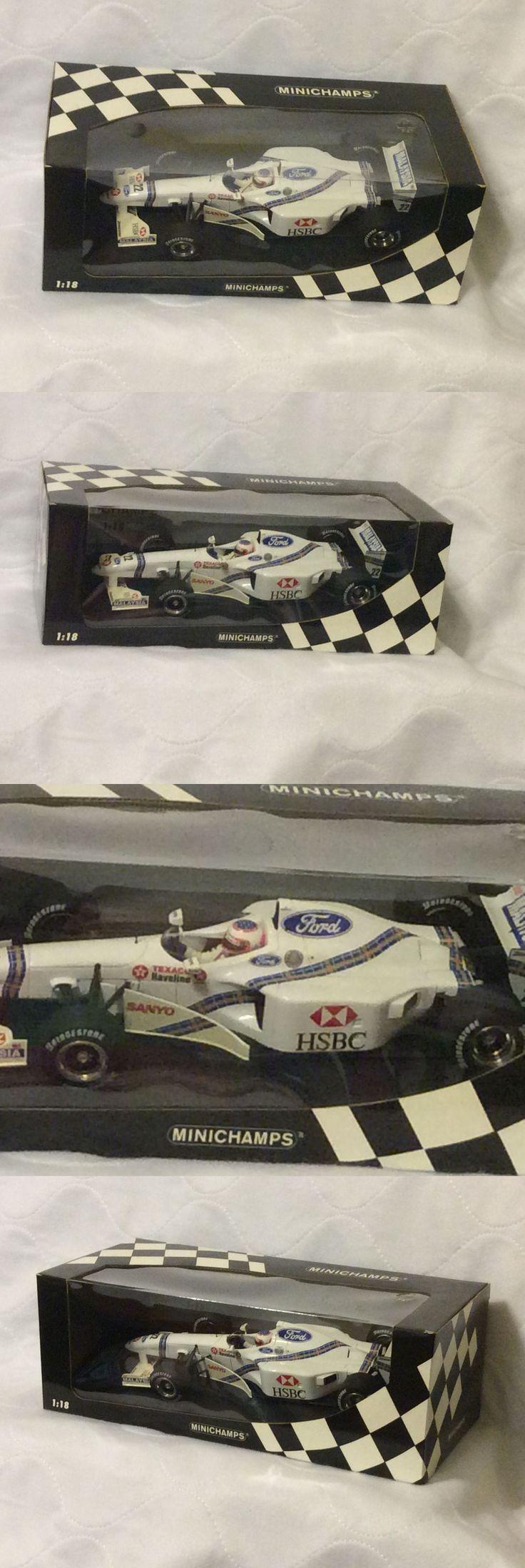 Formula 1 Cars 180270: Minichamps 1:18 Scale 1997 Rubens Barrichello Stewart Ford Sf-1 Diecast F1 Car -> BUY IT NOW ONLY: $139.95 on eBay!