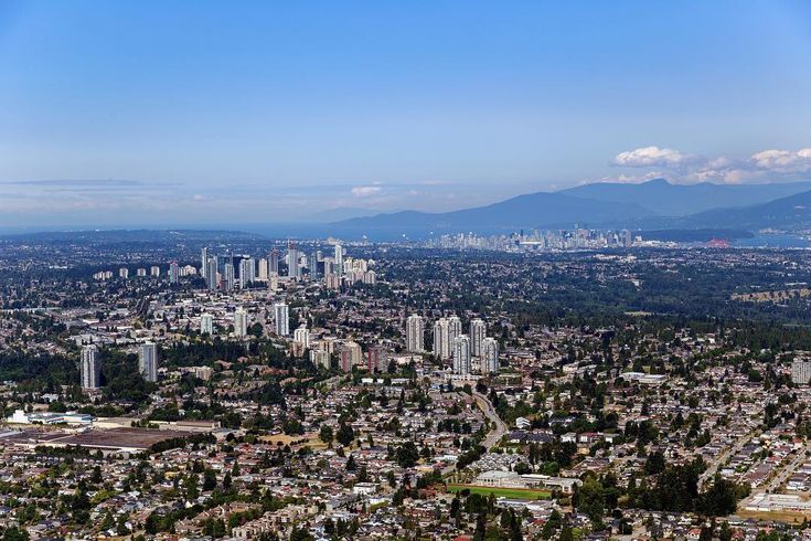 Floating in the plane over Burnaby  Link to stock photography in our bio               #stockphotos #metrovancouver #burnaby #metrotown #vancity #vancityscape #highaltitude #planephotography #dailyhivevan #cityscape #vancouver #vancouverbc