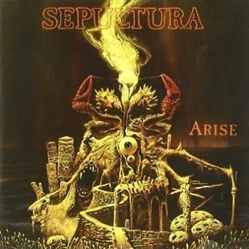 """L'album dei #Sepultura intitolato """"Arise""""."""