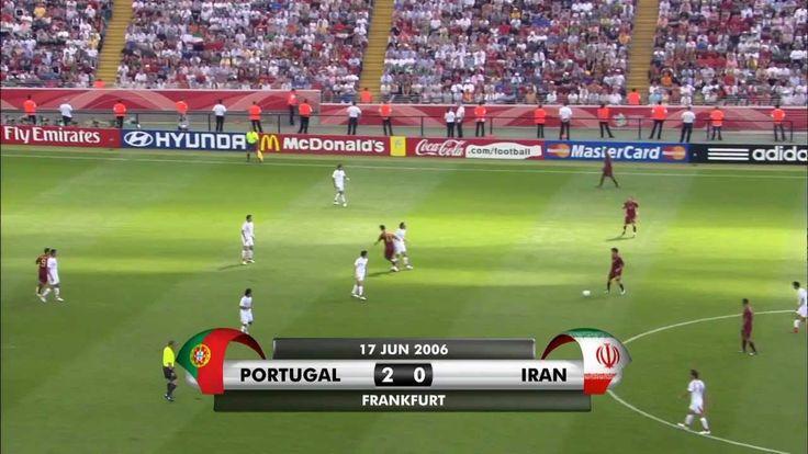 FIFA World Cup 2006 All Goals (3/8) HD 720p