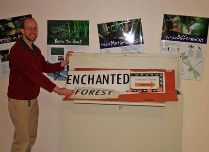 Poster Storage, Bulletin Board Storage, Event Sign Storage, Anchor Chart  Storage At Jamestown