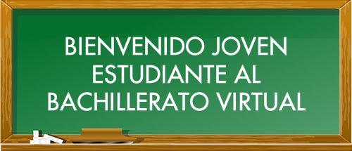 Bachillerato Virtual. Universidad Francisco Gavidia