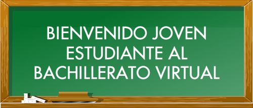 Bachillerato Virtual. Universidad Francisco Gavidia