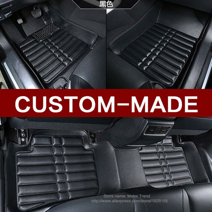 Custom fit car floor mats for Chevrolet Sonic Aveo waterproof 3D car-styling all weathe rugs accessories liners carpet (2011-now