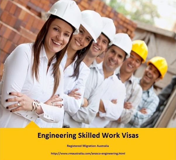 Are you a skilled Engineer seeking an visa assessment to work in Australia? Our Migration agents understand the Engineer Australia (EA) process and can assist you in the preparation of your career episode, engineering statement and continued professional development (CD) career summary. Don't delay, visit our dedicated Engineering pages to find out how you could start your Australian visa application today.