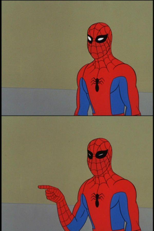 Image 140352 60 S Spider Man Spiderman Meme Cute Memes Spiderman