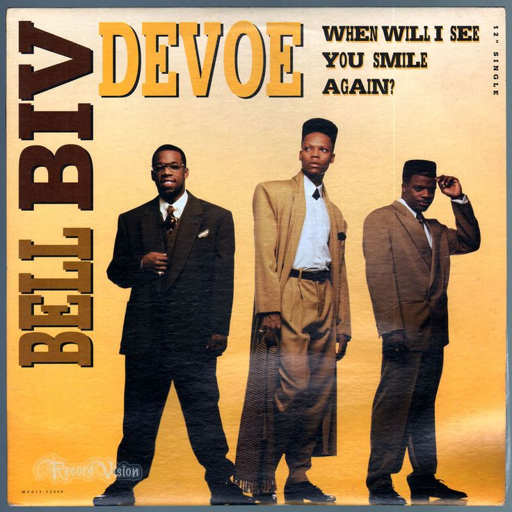 #When #Will #I #See #You #Smile #Again?, by the R&B group #Bell #Biv #DeVoe, was issued as the fourth single from the group's #debut studio #album #Poison. The song peaked at #63 on the Billboard Hot 100 in 1991 and reached #3 on Billboard's Hot R&B/Hip Hop Singles. In 1991, the group received the award for Best R&B/Urban Contemporary Album of the Year, Group, Band or Duo for #Poison at the Soul Train Music Awards. #BellBivDevoe #Vinyl #LP