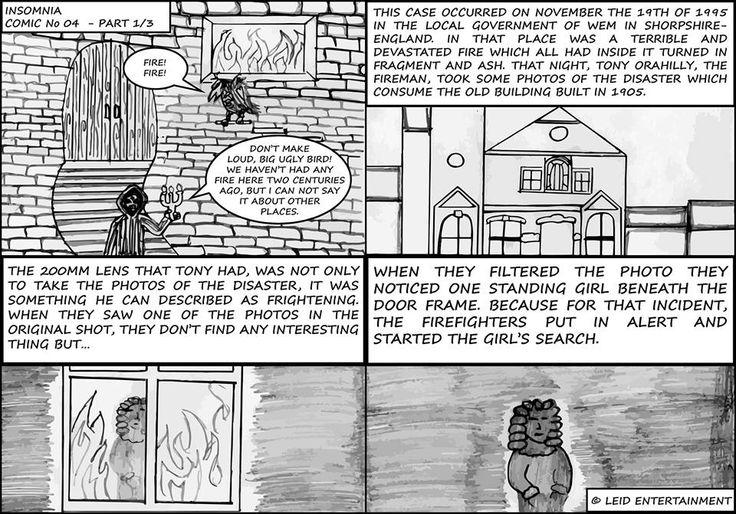 Insomnia - Comic No 04 - Part 1/3
