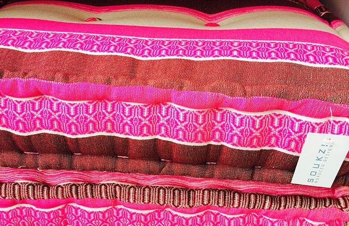 marokkaanse matraskussens