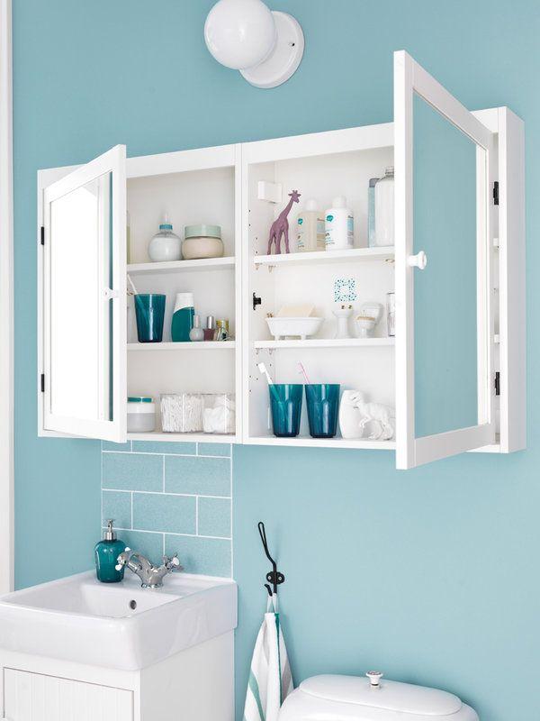 Orden en casa ideas y trucos ba o de burbujas - Luminaire salle de bain ikea ...