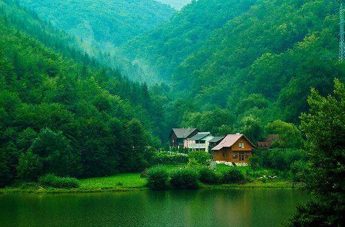 green valley Transylvania