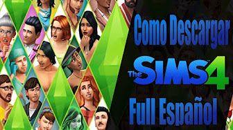 Como Descargar Los Sims 4 ★Full Español 2016★ - YouTube