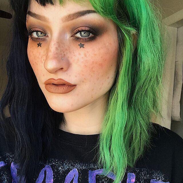 Black Green Make For Such A Rad Split Color Transylvania And