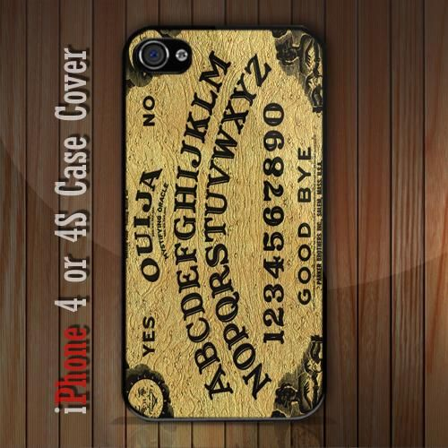 New Ouija Board iPhone 4 or 4S case Cover iPhone case 4/4S - 1