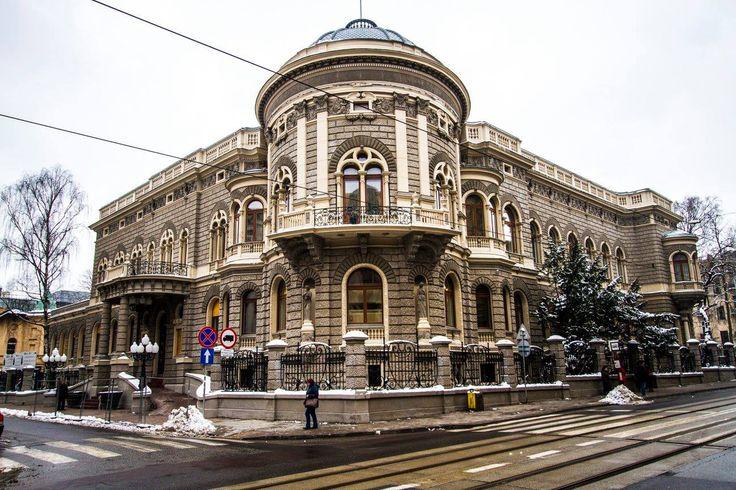 Akademia Muzyczna, czyli dawny pałac Karola Poznańskiego