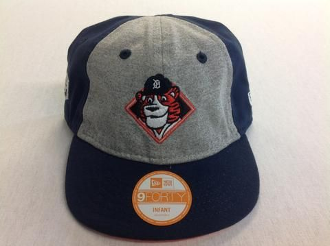 MLB Detroit Tigers Boys 9Forty Infant Paws Cap