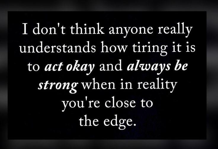 Isn't that the truth. – L Lennan