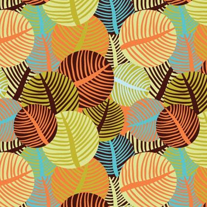 autumn pattern / Elena Lishanskaya