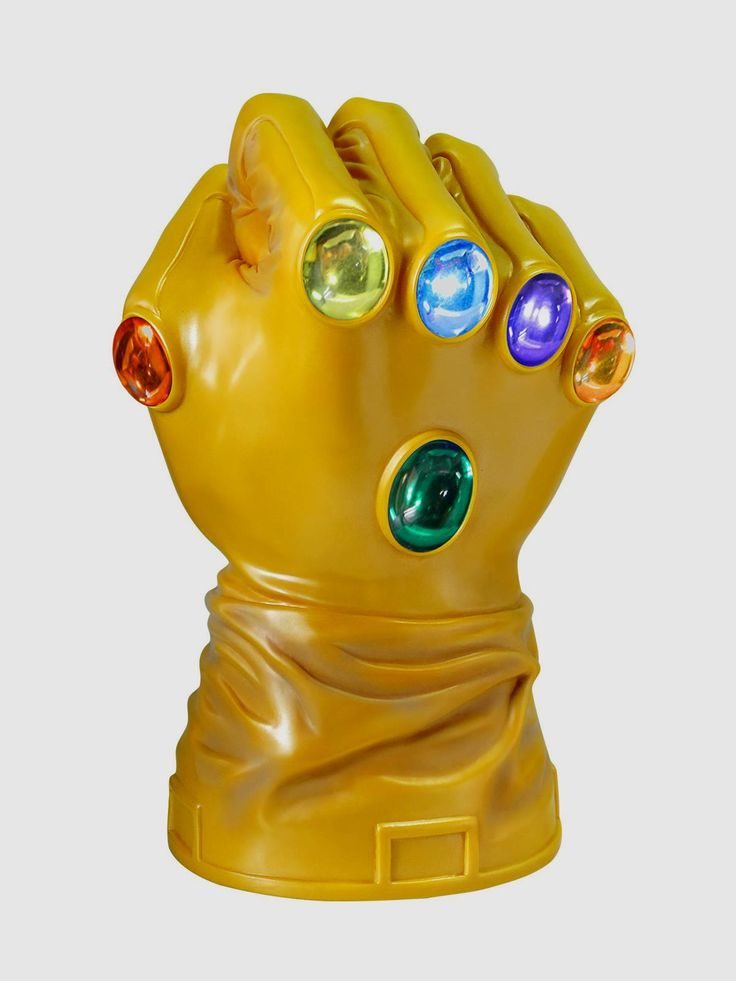 Marvel Infinity Gauntlet Bank        >>>> Check this out  http://amzn.to/2bTc29L