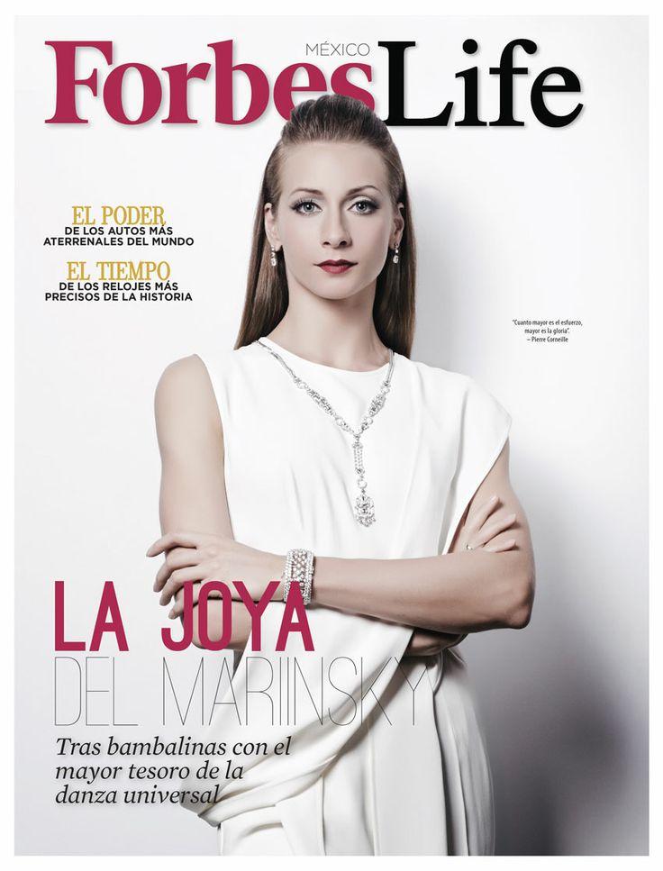 Forbes Life: la joya del marinsky (noviembre). http://forbes.com.mx/