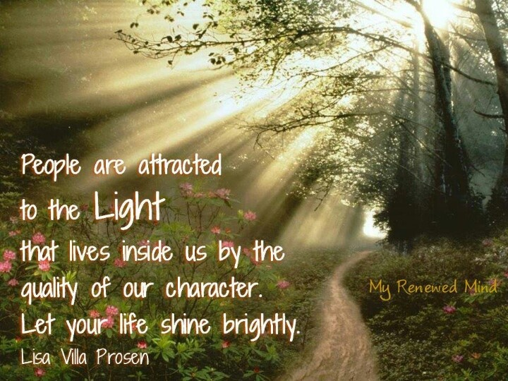 Image result for let nothing dim the light that shines from within quote gif
