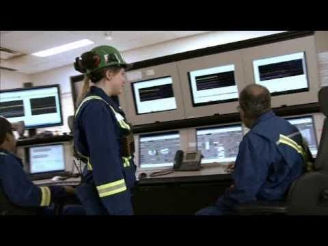 ▶ A Day in the Life of Jessica, Process Engineering Team Member at Suncor Energy - YouTube