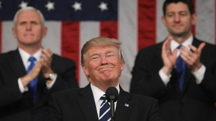 Trumps State of the Union address and Pakistan  Daily Times