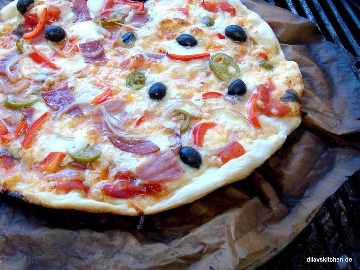 Perfekter Pizzateig ganz einfach selbst gemacht