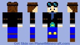 minecraft dan tdm | Skin Details