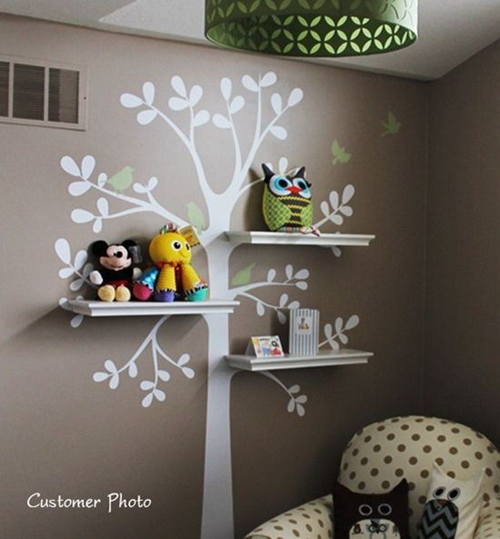 Ideas for the kids room. - Click image to find more Kids Pinterest pins