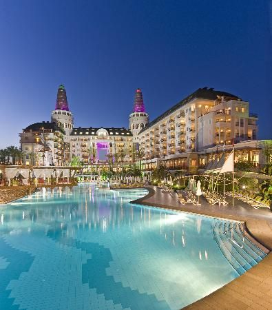 Antalya, Turkey - Delphin Diva Premeire all-inclusive resort