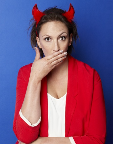Miranda Hart - funniest person alive! Love this lady.