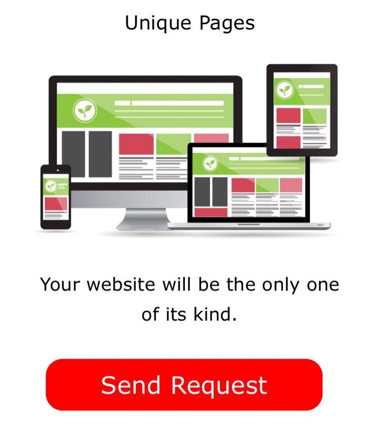 Unique Website Design. Custom Web Page Development #website #design #development #web #page #desktop #mobile #custommade #unique #newyork #nyc #ny #usa