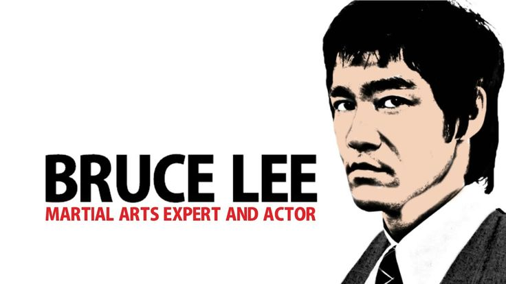 Bruce Lee Biography for Kids! Star of Enter the Dragon, Big Boss & More:...