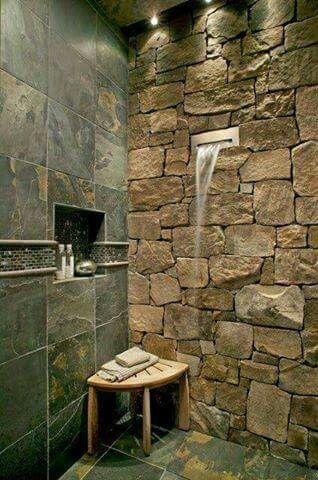 Les 8 meilleures images du tableau Douches sur Pinterest Salle de - Porte Serviette Chauffant Leroy Merlin