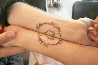 Couples tattoo: Tattoo Ideas, Love Tattoo, Couple Tattoo, Body Art, Matching Tattoo, Tattoo Design, Follow Me, Sisters Tattoo, Design Tattoo