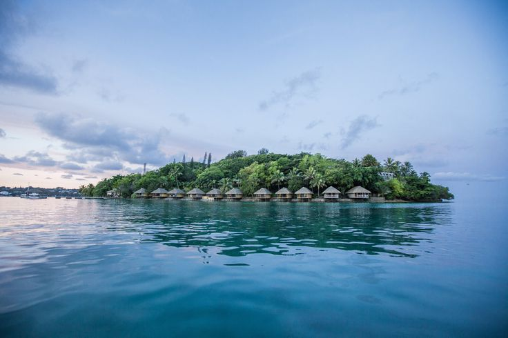 Iririki Island Resort & Spa is a stunning luxury retreat located in Vanuatu in the South Pacific.