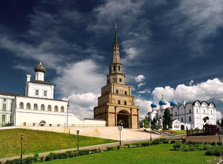 Обзорная экскурсия по Казани на автобусе. Автобусные экскурсии