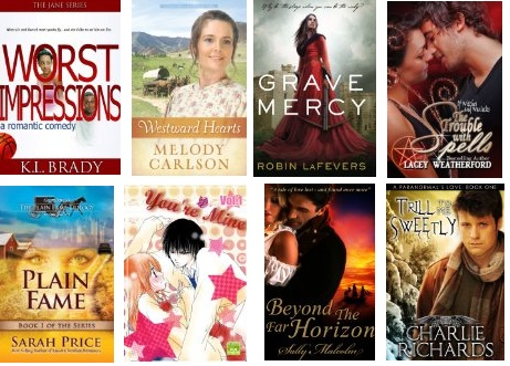 More Free Romance Book lists  Sometimes specific romance genres are hard to find - choose your favourite!