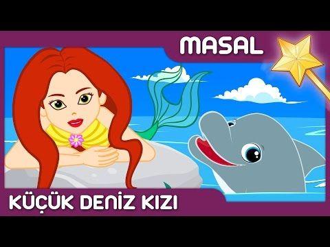 Küçük Deniz Kızı Çizgi Film Türkçe Masal 8 | Adisebaba Çizgi Film Masallar - YouTube