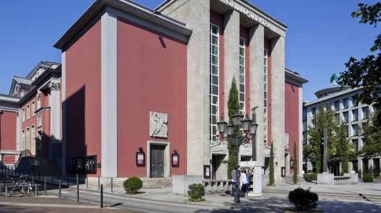 Grillo-Theater. Mehr auf: http://www.coolibri.de/staedte/essen/theater/grillo-theater.html